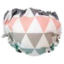 Cubrepañal para bebé Triangulo