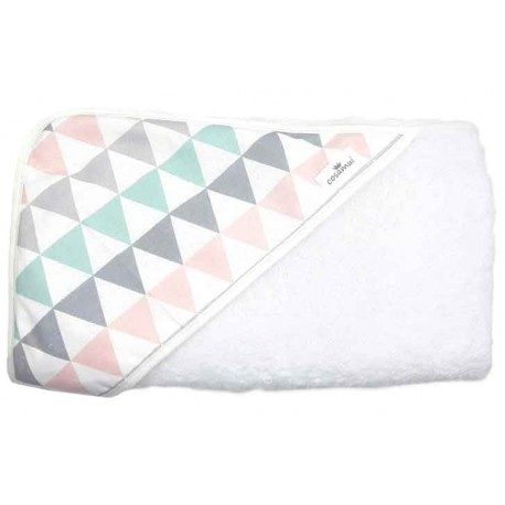 Capa de baño bebé triangle