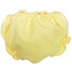 Culotte bebe amarillo