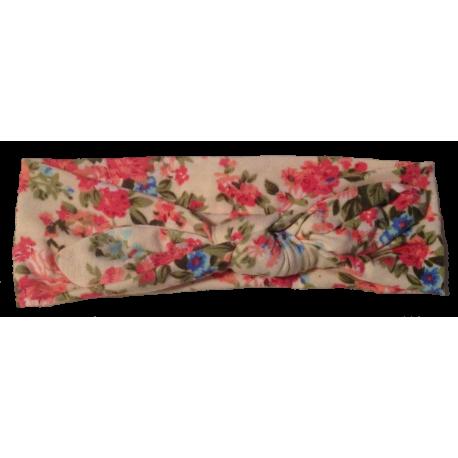 cinta del pelo para bebe flores
