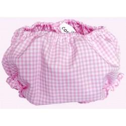 Culotte rosa vichy