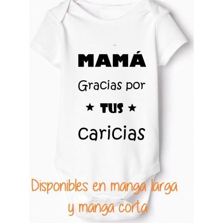body bebe frase personalizada mama