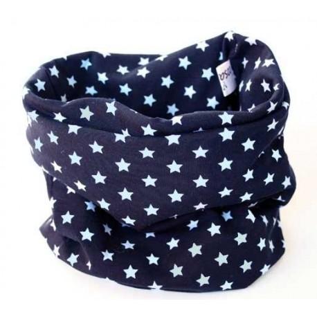 Cuello bebé negro star