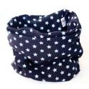Cuello bebé blue star
