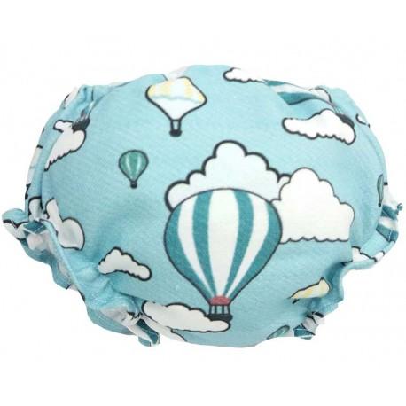 cubre pañal braguita bebe globos