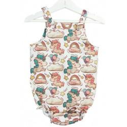 Peto Ranita para bebé unicornios