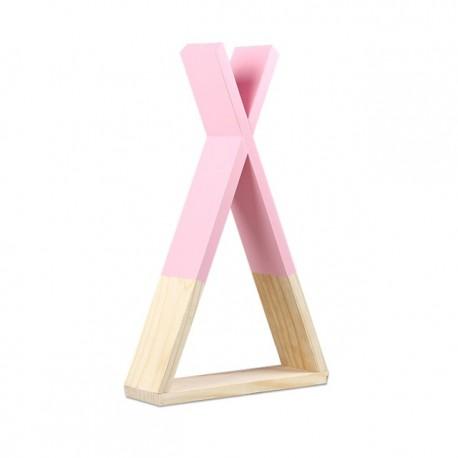 estanteria tipi rosa