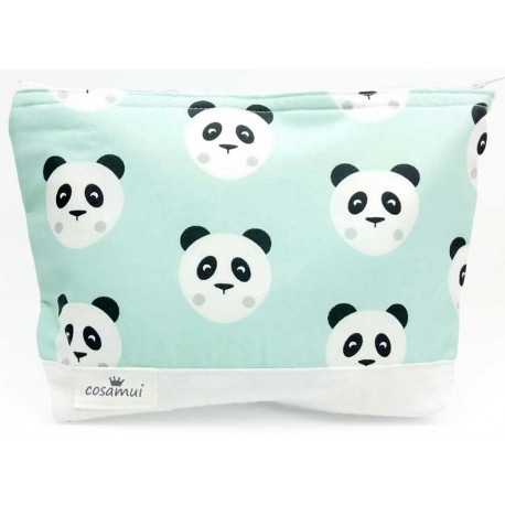 neceser osos panda mint