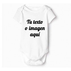 body bebé personalizado escribe tu texto