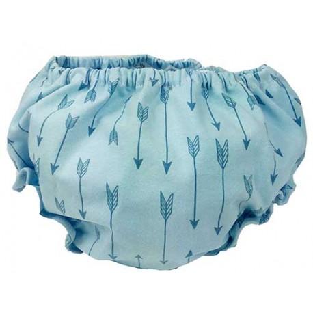 Comprar culotte bebe flechas azul