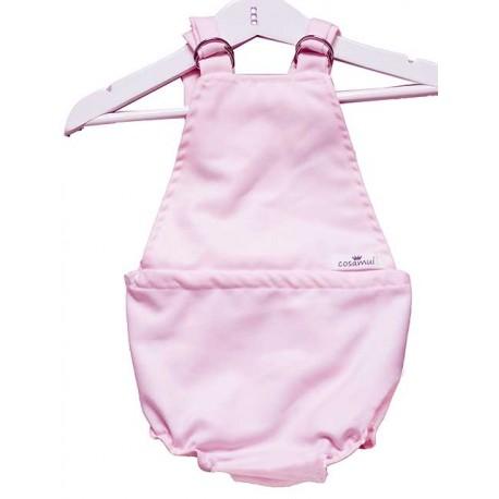 Peto Ranita para bebé en color rosa