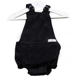 Pelele para bebé en color negro