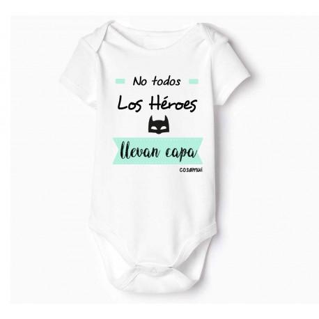 Comprar body bebé héroes sin capa