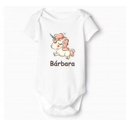 Body bebé personalizado con nombre