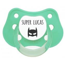 Chupete personalizados Super Héroe