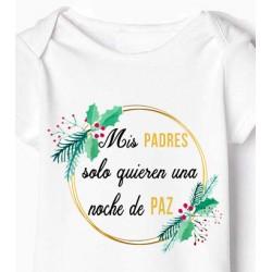 Body bebe niño y niña navidad