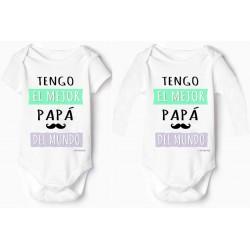 bodies para bebé personalizados con frases. Baratos y originales ... 8ae9acfbb27