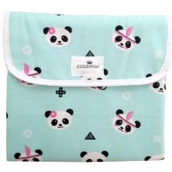 Cambiador plegable panda hippy