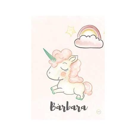 Laminas decorativas unicornio