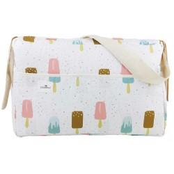 Bolso carrito maternidad icecream
