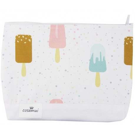 Neceser impermeable icecream