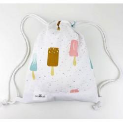 Mochilas infantil bebe icecream