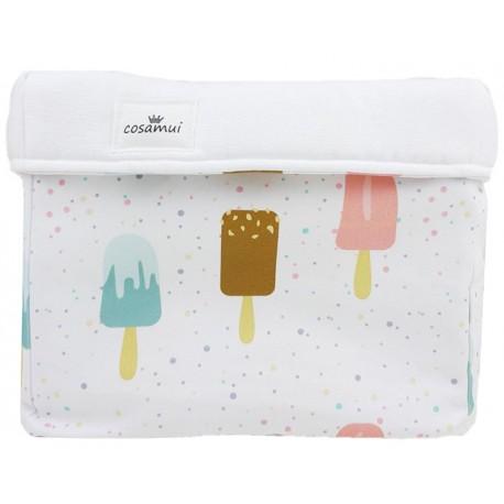 cesto de almacenaje icecream