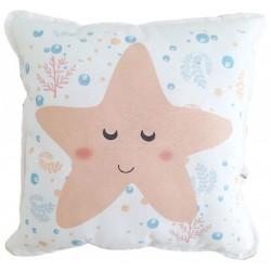 Cojin estrella mar