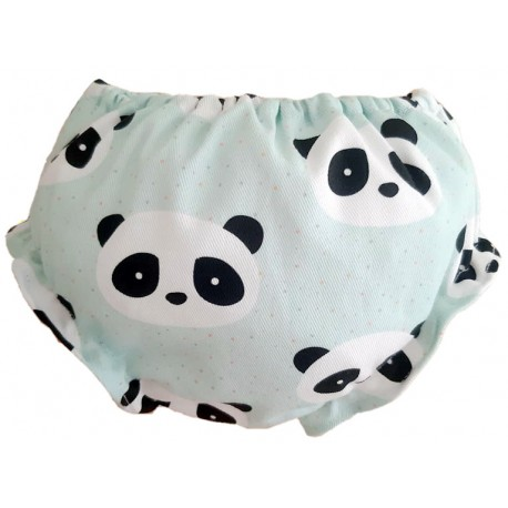 culote braguita panda mint