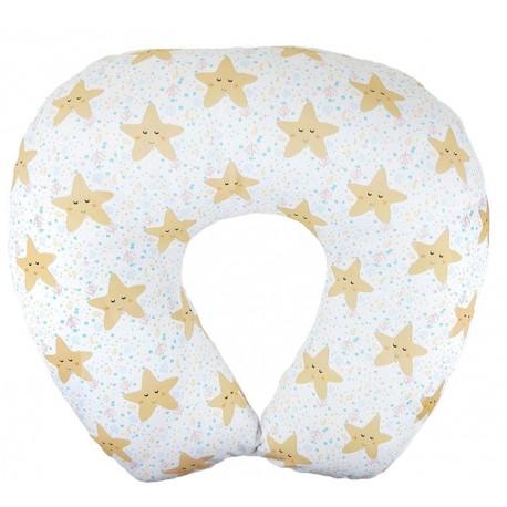 Cojín de lactancia estrella mar