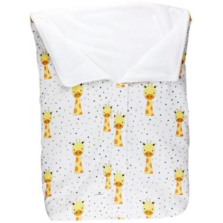 Arrullo o saco dormir capazo jirafa