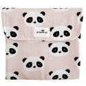 Cambiador plegable de viaje new panda rosa