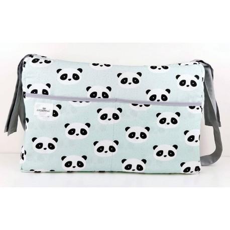 Bolso carrito new panda mint