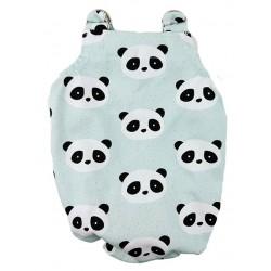 Pelele ranita bebé niño niña new panda mint