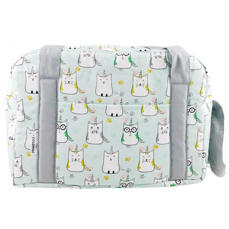 Bolso maternidad cat unicorn