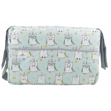 Bolso carrito paseo cat unicorn