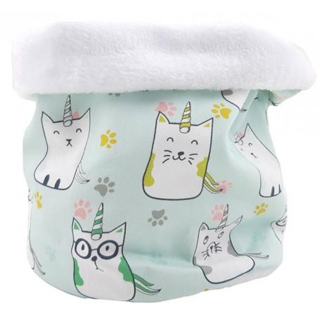Braga cuello niño niña flechas cat unicorn