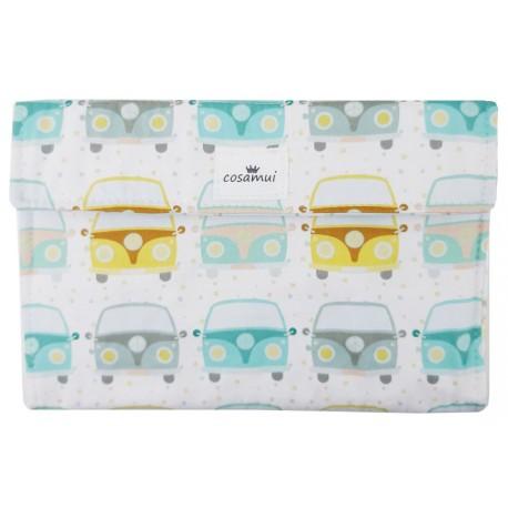 Portadocumentos bebé impermeable furgo