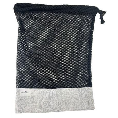 Bolsa de rejilla grey