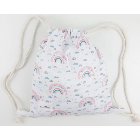 bolsa merienda personalizada niño niña resistiré