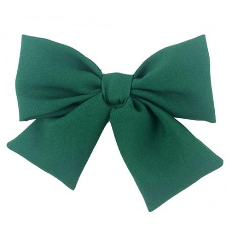 Lazo mujer verde