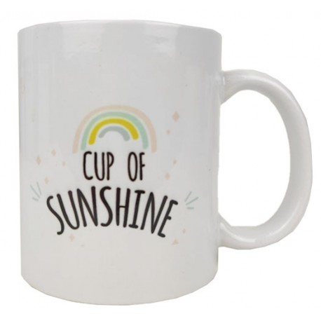 Taza cup of sunshine
