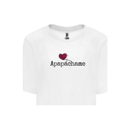 Camiseta mujer apapachame