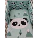 Chichonera Cuna Panda mint