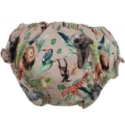 Culote braguita niño niña safari