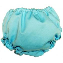Culotte bebe turquesa